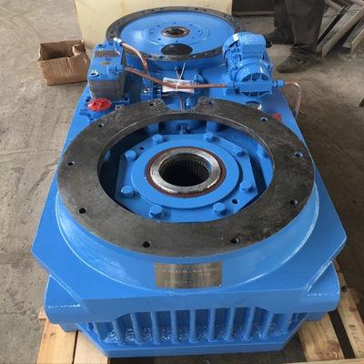 德力减速机厂家直销KLJ760型木屑颗粒机用斜齿轮硬齿面减速机
