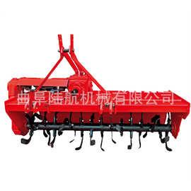 大马力旋耕机销售厂家 高效省时大型田园松土深耕设备 图片