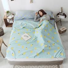 便携式旅行睡袋 新款简约室内单人双人旅游?#39057;?#38548;脏被套床单全棉
