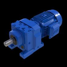 国宇供应R17减速机R27齿轮减速器变速机替代德国SEW产品
