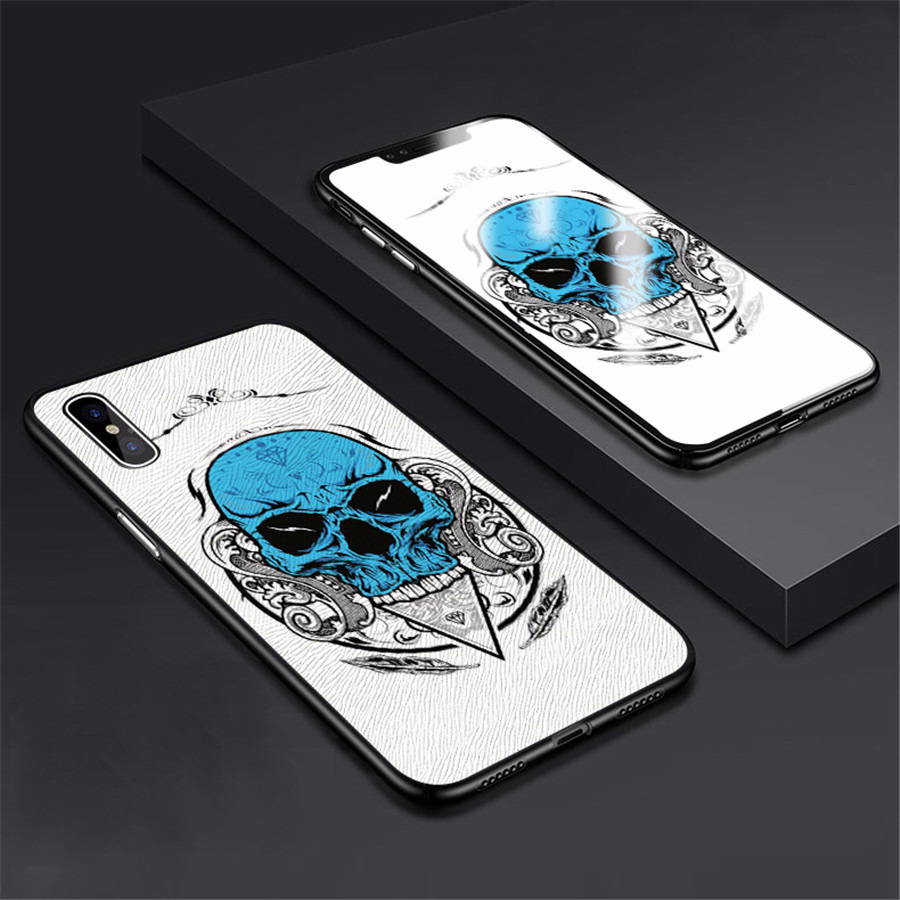 Fashion Plasticphone case(Blue-iPhone6-s)NHSK0221-Blue-iPhone6-s