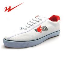 双星乒乓球鞋帆布运动鞋男乒羽训练鞋防滑透气休闲板鞋乒乓球鞋