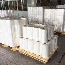 厂家批发POF热收缩膜 高低温环保交联膜 自动机卷膜pof热收缩膜