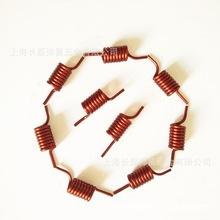 供应铜丝 漆包线弹簧  各种精密电器电子导电弹簧 非标定做