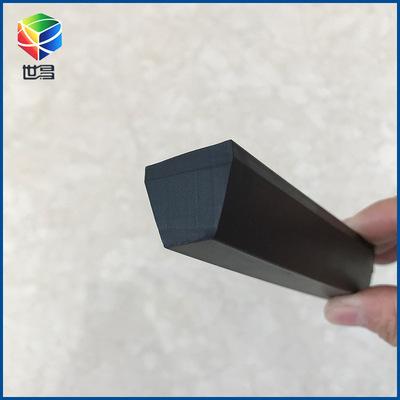 丁腈耐油密封条 梯形防撞丁腈耐油填缝密封条 油田箱体耐油填缝
