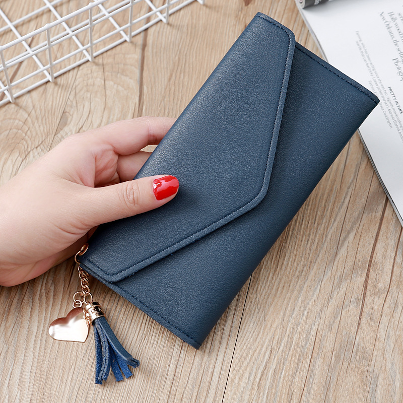 Korean tassel buckle bag NHLAN337360