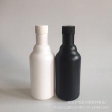 厂家直销 350ml清洗剂塑料瓶汽车燃油宝瓶 pe汽油添加剂包装瓶