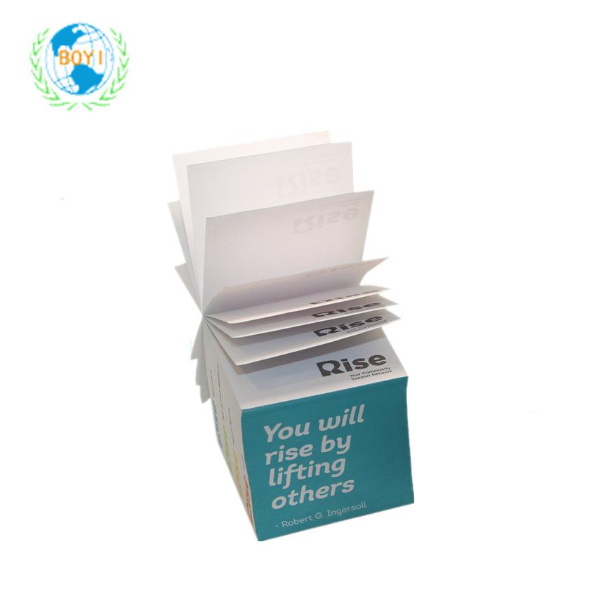 custom paper storage cube