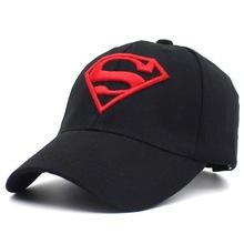 兒童帽子 超人帽彎檐棒球帽 男孩女孩遮陽帽 小孩帽子鴨舌帽批發