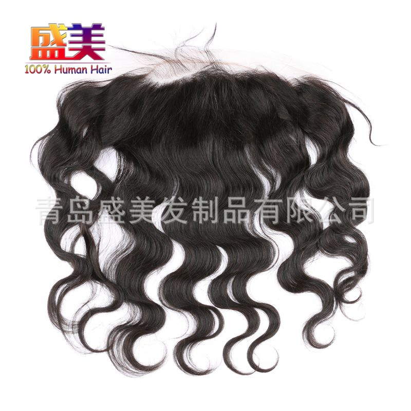 13*4 Body Wave Human HairLace Frontal
