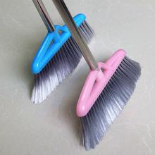艺净不锈钢杆魔法扫把套装魔术塑料扫帚组合扫把厂家直销软毛笤帚