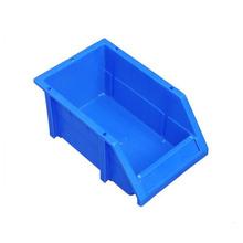 塑料零件盒 组合式元件盒斜口零件物料工具盒 塑料零件箱厂家直销