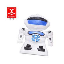 包郵新款益智發光機器人故事機 兒童益智早教學習機玩具 地攤批發