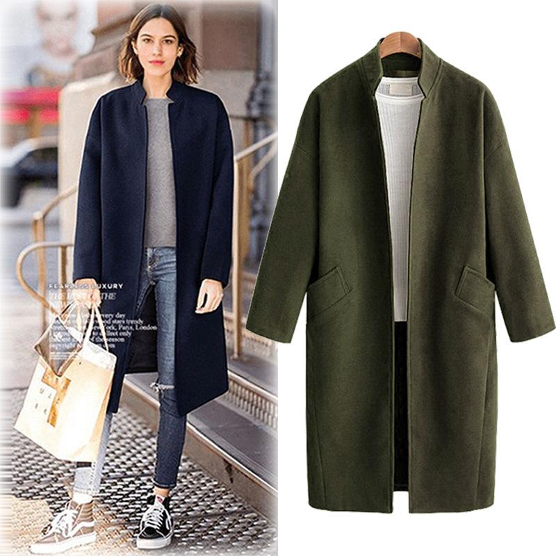Manteau de laine femme DOMEMETO - Ref 3417251 Image 2