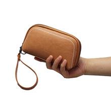 手拿包女2018新款 时尚小包简约手腕包韩版贝壳包女手包一件代发