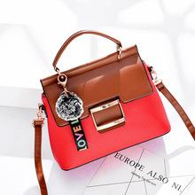 Túi đeo chéo nữ, thiết kế đơn giản, màu sắc đa dạng, mẫu 2018