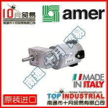 意大利AMER电机 马达 减速机 MRP4D 24V 350W 原装进口