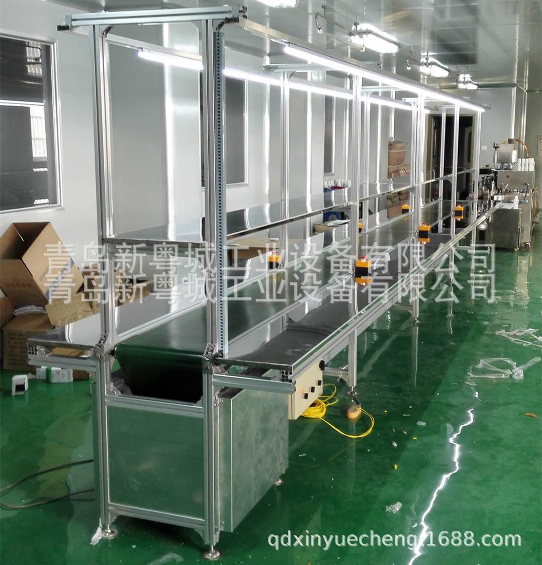 工业隧道炉_青岛厂家直销红外线隧道炉青岛新粤城工业