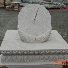 供应石材雕刻喷泉园林亭子长廊十二生肖动物雕塑柱子