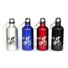 山地自行车骑行水壶 铝合金彩色大容量运动户外水瓶 骑行装备