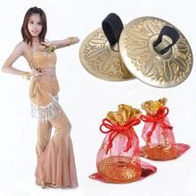 Vũ công Oriental Oriental Fingerers BellyQueen Phiên bản đặc biệt Ai Cập Belly Dance Fingerers Đồng ngón tay Đồng ngón tay Váy múa bụng