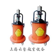 厂价供应禄达气动黄油机加注机LD-6010高压气动注油器气动黄油枪