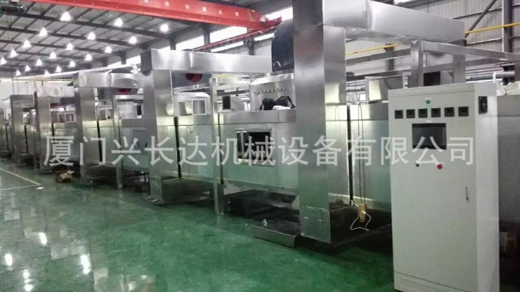 食品隧道炉_、彩钢板制作隧道炉、五金、橡胶各类定制