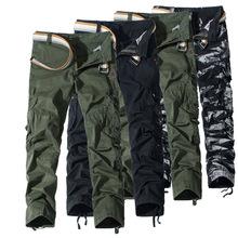 外貿男士休親迷彩褲工裝褲男款多袋長褲L-C24-GZ026