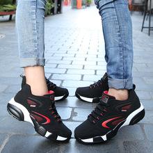 外贸爆款情侣特大码鞋运动鞋男女加绒保暖跑步鞋男女防滑单鞋棉鞋