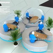 廠家定制直徑2米大型亞克力圓球 有機玻璃圓球 亞克力裝飾圓球