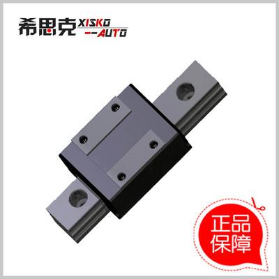 长期供应台湾银泰PMI微型小导轨 直线滑动双轴心静音导轨滑块
