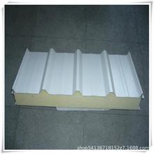 供應彩鋼復合板 巖棉彩鋼瓦 760 820型角馳彩鋼瓦屋面板