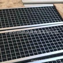 中山珠海304不锈钢格栅盖板 排水沟盖板 防滑复合钢格板 脚踏板
