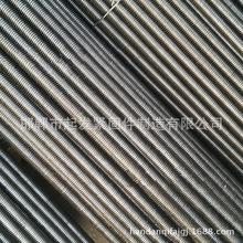 生产国标丝杠高强度全螺纹丝杠专业定做梯型扣丝杠