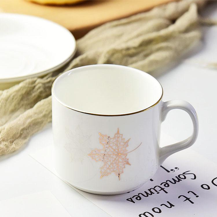 厂家直销骨瓷咖啡杯碟欧式咖啡杯具套装英式下午茶杯