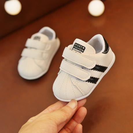 Một thế hệ mùa thu 2018 cho bé giày đế mềm đế mềm cho bé Giày em bé