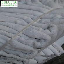 批发白布棉布奶白色布净白布擦机布劳保用品抹碎布厂家直销可定制