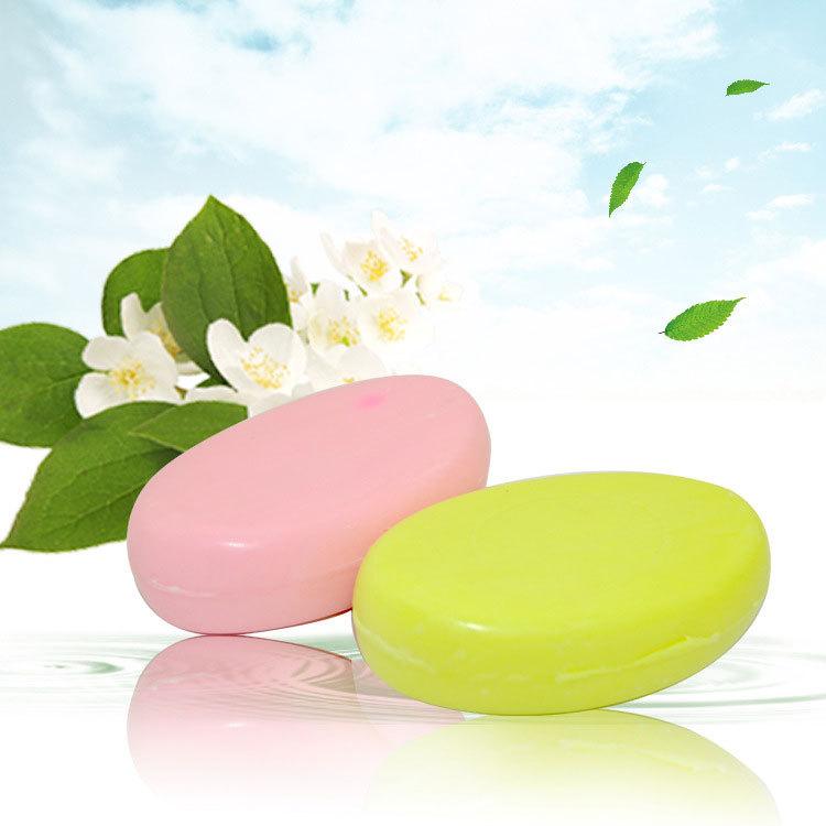 廠家直銷oem加工 天然檀香草本精油皂保濕補水控油潔面手工皂