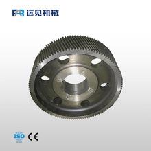 供應飼料機械 顆粒機配件 制粒機大齒輪出售