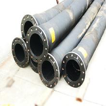 河北景县厂家直销 大口径钢丝胶管 高压橡胶管 夹布空气橡胶软管