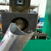 45度角切断模具 方管圆管弧口模具 方管圆管切断模具 枪尖模具
