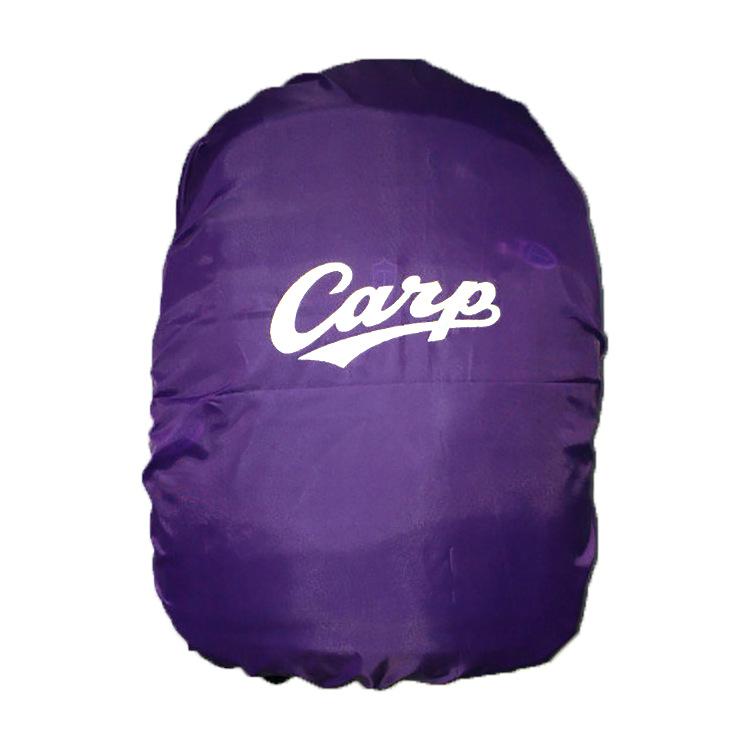 骑行装备双肩包防雨罩 长途旅行背包防尘罩 时尚印防水套
