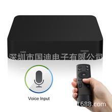 智能语音机顶盒 Y PLUS机顶盒 S905X TVBOX 2G16G 安卓6.0盒子