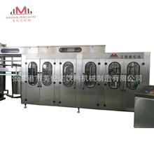 厂家直销 碳酸饮料灌装机 全自动四合一 含气饮料设备