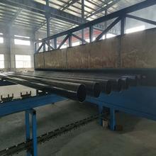 【廠家直供】過路穿線用鋼管-熱浸塑鋼管 強度高的電纜涂塑管100
