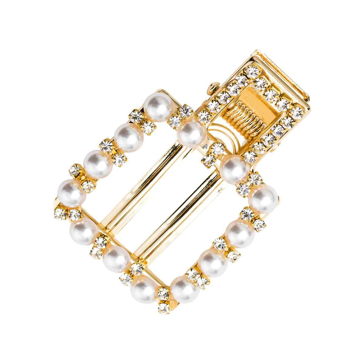 Alloy Fashion Geometric Hair accessories  (Alloy) NHJE2327-Alloy