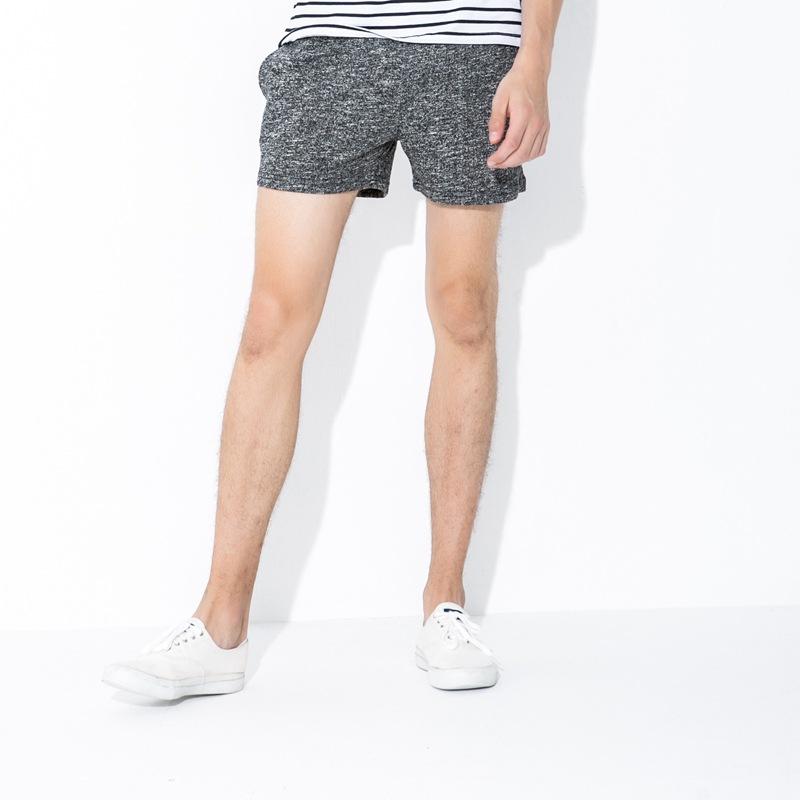 奎元 三分裤男 超短裤男 健身运动裤 性感家居裤 大码跑步短裤子