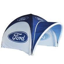 熱銷款 3*3車展帳篷訂制 臨時休息防風防雨外展充氣帳篷