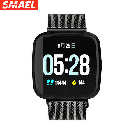 SMAEL Bluetooth Smart Watch Watch Sports Sports Smart Watch Đồng hồ điện tử Android Watch