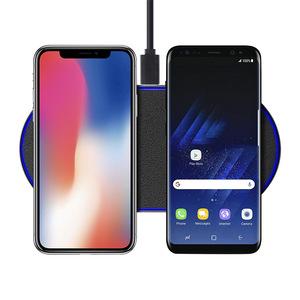 ឆ្នាំ ង សាក ឥត ខ្សែ Suitable for iPhone Dual 10w Wireless Charger PZ406834